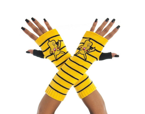 Pokemon - Ladies Pikachu Gloves - BAY 57