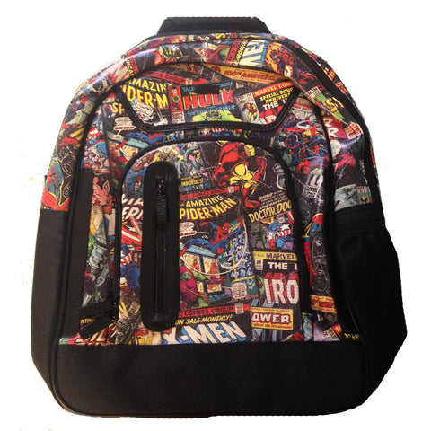 Marvel Comics Retro Backpack - BAY 57