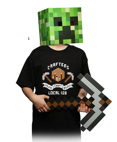 Minecraft Crafters T-Shirt - BAY 57