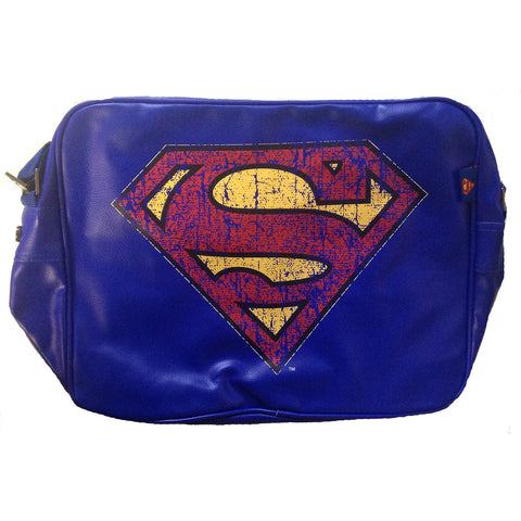 Superman Blue Messenger bag - BAY 57