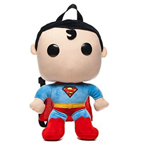 Superman Plush Backpack - BAY 57