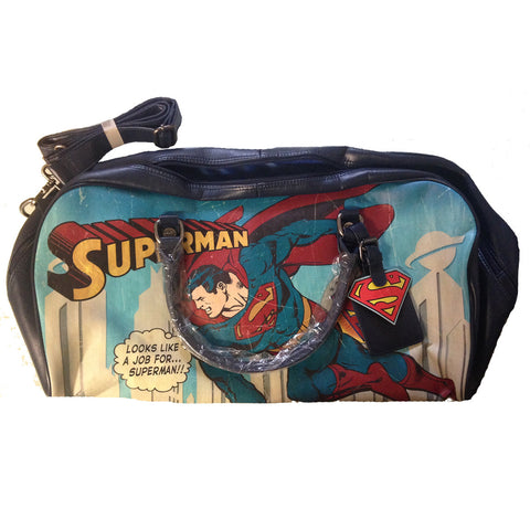 Marvel Comics Superman Travel Bag - BAY 57