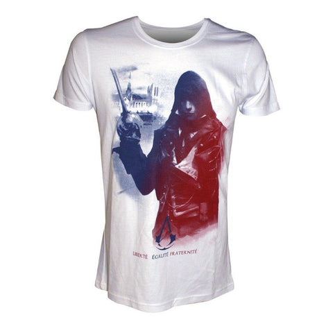Assassin's Creed White T-Shirt - BAY 57