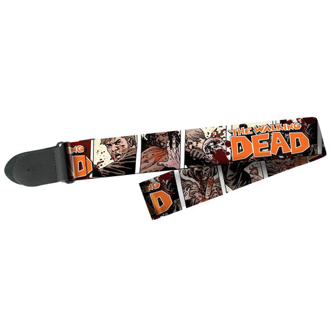 Peavey Walking Dead Survivors Guitar Strap - BAY 57