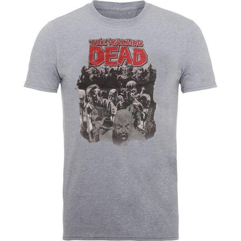 Walking Dead Men's T-Shirt - BAY 57