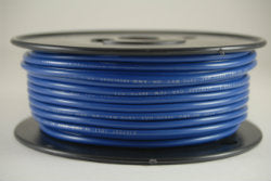 12 AWG Primary Wire Marine Grade Tinned Copper Blue 25 ft