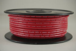 10 AWG Primary Wire Marine Grade Tinned Copper Red 25 ft