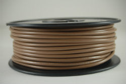 16 AWG Primary Wire Marine Grade Tinned Copper Tan 25 ft
