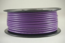 16 AWG Primary Wire Marine Grade Tinned Copper Violet 25 ft