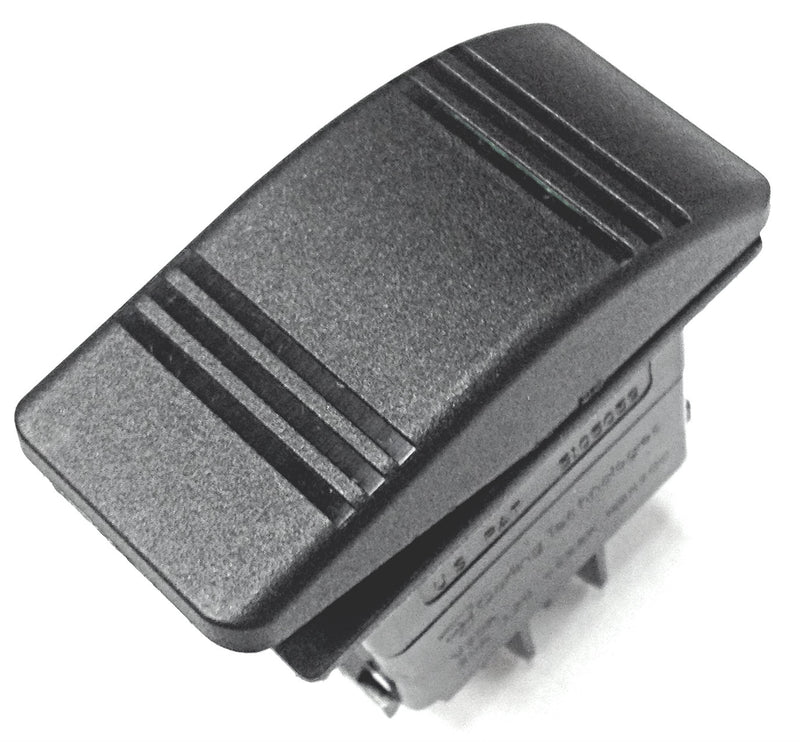 Contura Waterproof Rocker Switch Momentary (On)-Off SPST