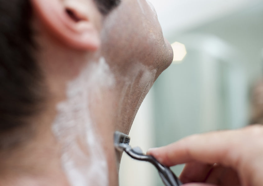 Shaving tips for prevention and treatment of razor burn
