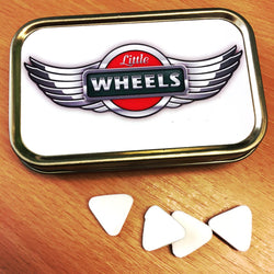 Little Wheels Collector's Mint Tin