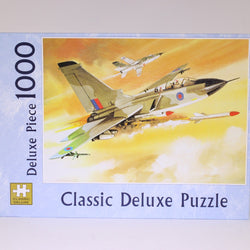 Tornado: 1000 Piece Classic Deluxe Jigsaw Puzzle
