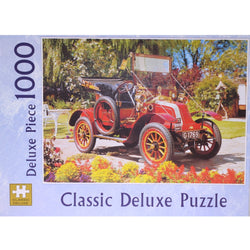 1908 Renault: 1000 Piece Classic Deluxe Jigsaw Puzzle