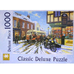 Window Shopping: 1000 Piece Classic Deluxe Jigsaw Puzzle