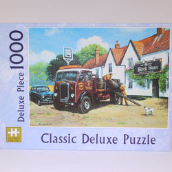 Local Deliveries: 1000 Piece Classic Deluxe Jigsaw Puzzle