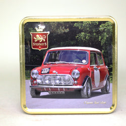 Stewart's Scottish Shortbread Tin: Classic Red Mini