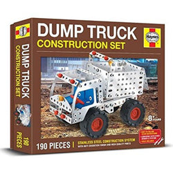 Haynes Dump Truck Construction Set