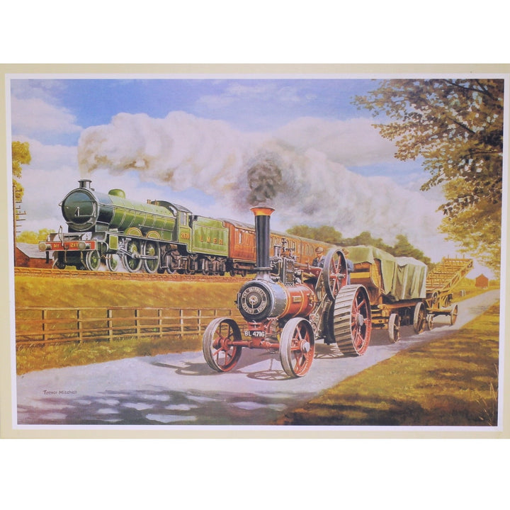 Homeward Bound: 500 Piece JR Puzzles Jigsaw Puzzle