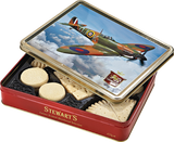 Stewart's Scottish Shortbread Tin: The Might MG Sports car 400g
