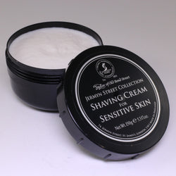 Taylor of Old Bond St Shaving Cream Tub: Jermyn Collection