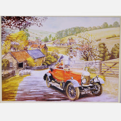 The Bull Nose Morris: 500 Piece JR Puzzles Jigsaw Puzzle