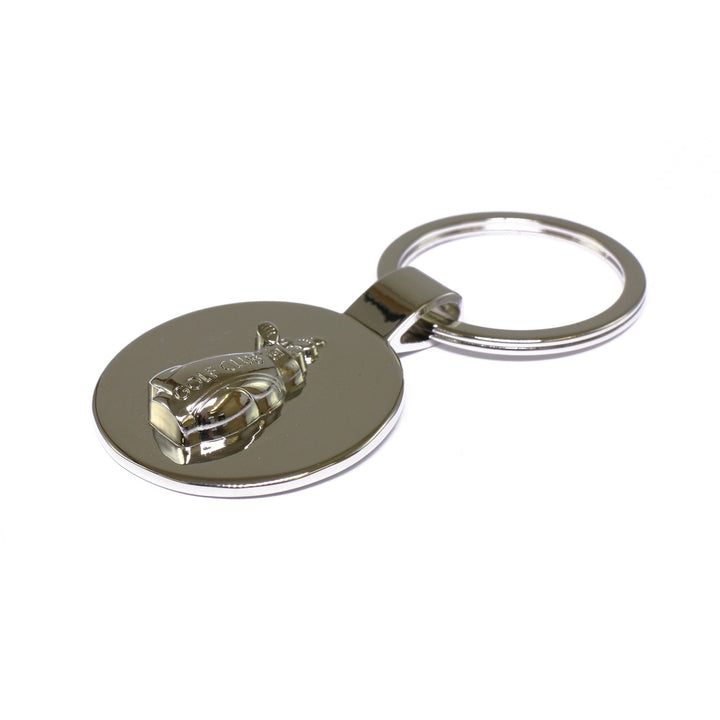 Golf bag keyring