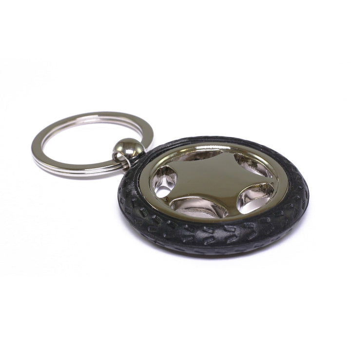 Tyre keyring gifts for transport enthusiasts