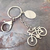 Bicycle Keyring
