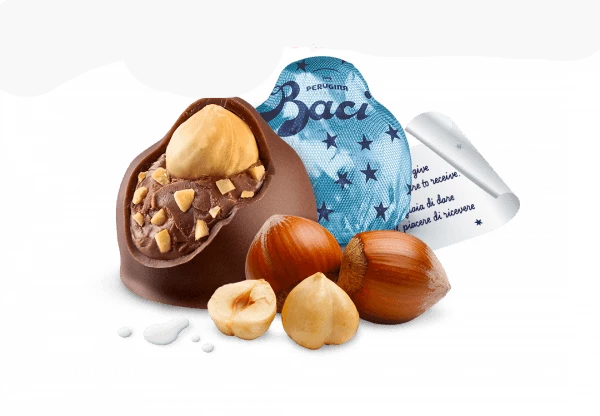 Baci - Milk Chocolate 1/2 KG SOLD OUT