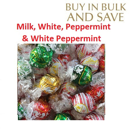 Christmas Mix Lindor Lindt Ball (4 Flavour)