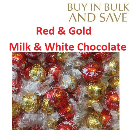 Christmas Mix Lindor Lindt Ball (2 Flavours)