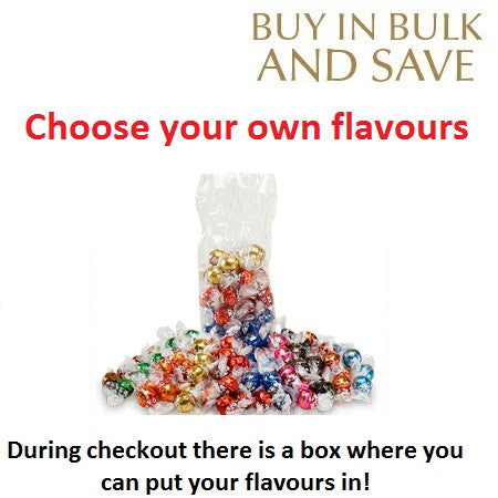 Create your own custom mix 1/2KG