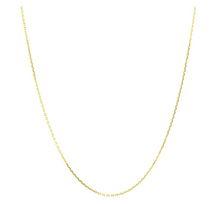 Load image into Gallery viewer, Diamond Cut Gold Chain
