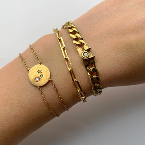ELVIE CHAIN BRACELET