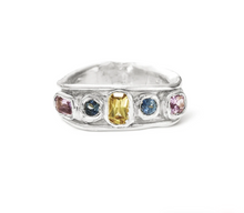Load image into Gallery viewer, Pastel Dream Sapphire Ring