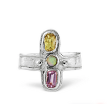 Load image into Gallery viewer, Pastel Unicorn Ring