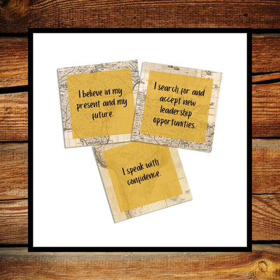 Affirmation Cards (Leadership) - This BAM Life
