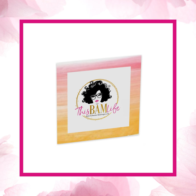 Affirmation Cards (Self-Love) - This BAM Life