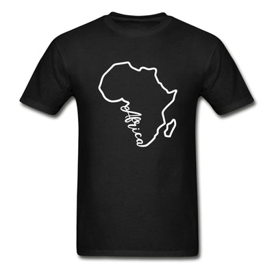 Africa outline - This BAM Life