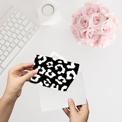 Blank Notecards (Animal Print) - This BAM Life