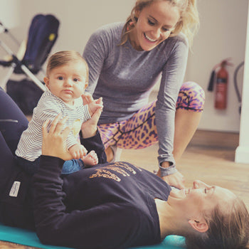 Returning to Fitness After Pregnancy