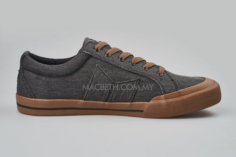 ELIOT DARK GREY/GUM (VEGAN)