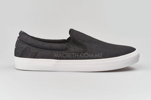 ELY BLACK/DENIM WHITE