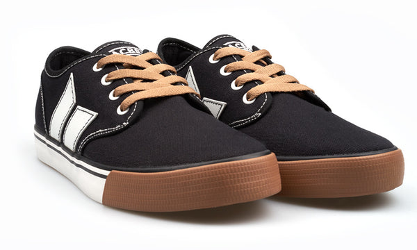 LANGLEY BLACK/GUM RUBBER