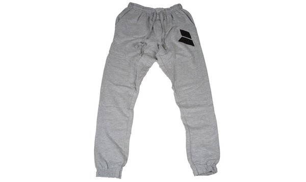 CAMO LOGO SWEATPANT - HEATHER GREY