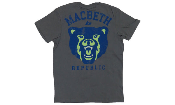 BEARPUBLIC - MEDIUM GRAY