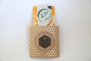 Bee Green Wraps Lunch Set