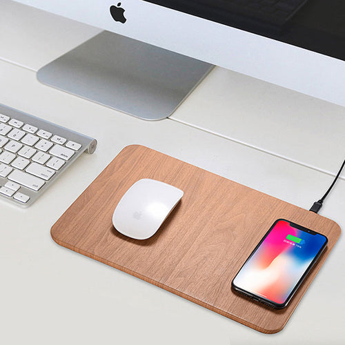 Wireless Mouse Pad Charger - Green Network Store UK