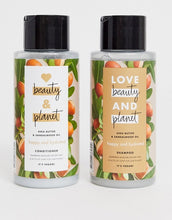 Load image into Gallery viewer, Love, Beauty and Planet - Haircare Kit - Green Network Store UK